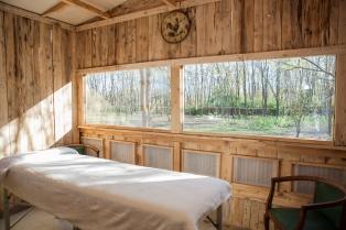 massaggi in apiario integrato